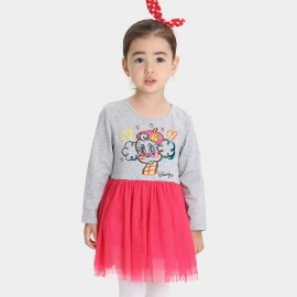 Bobdog Grey Dress (B53ZQ254)