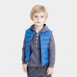 Pepevega Patch Pocket Blue Gilet (A54SU905)