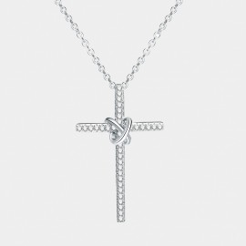 Seventy 6 Blessed Love White Necklace (12081)