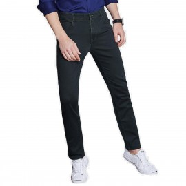Qzhihe Modern Charcoal Jeans (HMN9958)