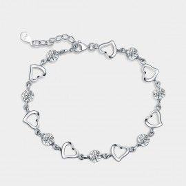 Seventy 6 Winter Sea White Bracelet (3663)