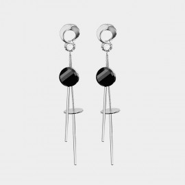 Caromay Magical Stage Silver Earrings (E2462)