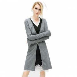 Cocobella Long Trumpeted Sleeves Grey Knit (YN432)