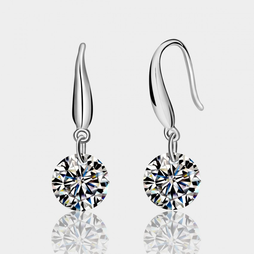Caromay Resplendence Silver Earrings (E0430)