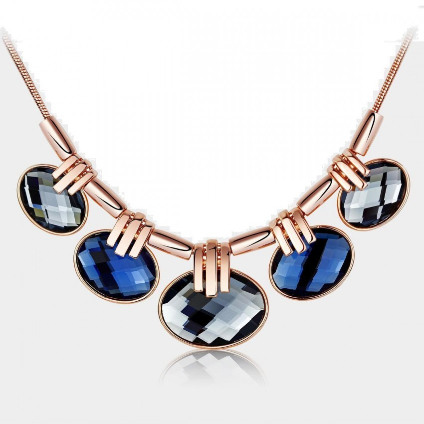 Caromay Fruit of Love Sapphire Necklace (X0029)