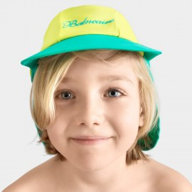 Balneaire Simple Boy Yellow Swimming Cap (230001)