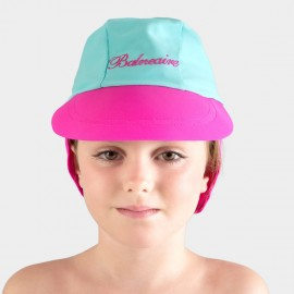 Balneaire Simple Girl Blue Swimming Cap (230003)