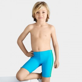 Balneaire Above Knee Boy Blue Shorts (250005)