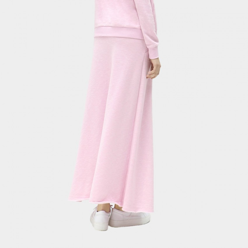 cocobella cotton maxi pink skirt ds186 0cm