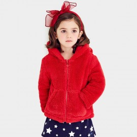 Pepevega Bear Style Thick Red Jacket (A53ZM907)