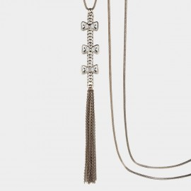 SEVENTY 6 Predestination Black Long Chain (7267)