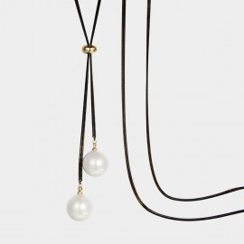 SEVENTY 6 Troupe Gold Long Chain (7268)