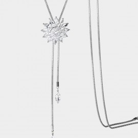 SEVENTY 6 Luster White Long Chain (7988)