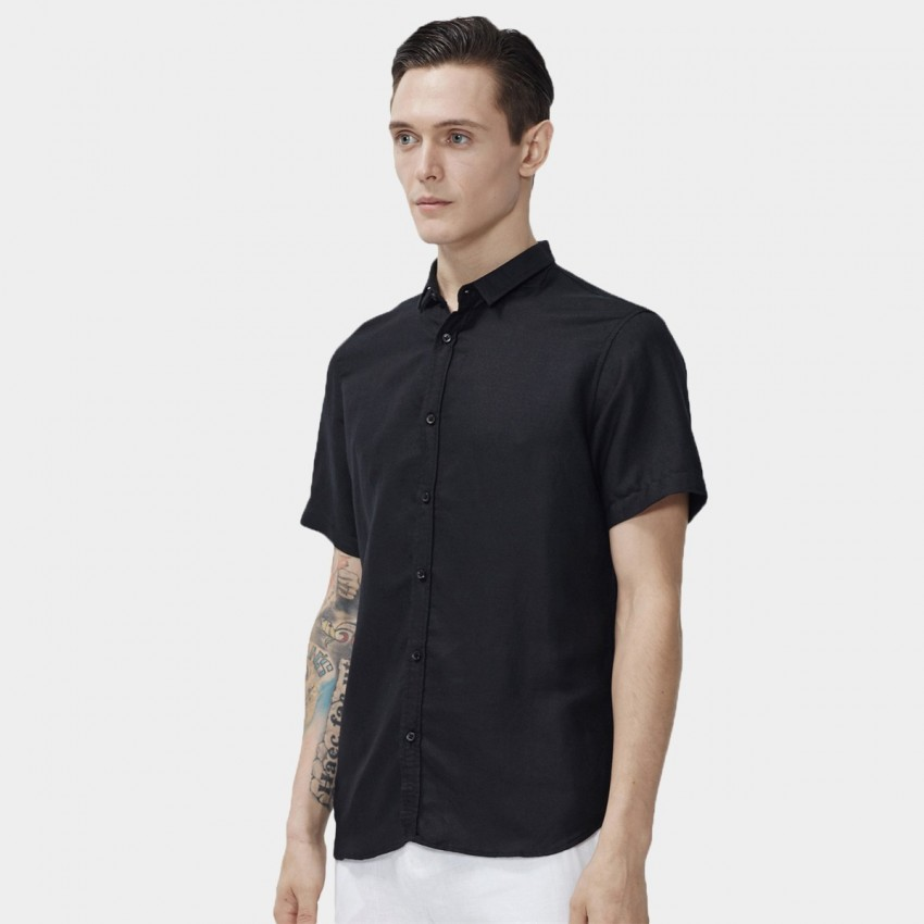 Button down shirts come in short, mid, and long sleeve styles for both men and women. Some shirts also feature easy care and stain-resistant materials. Add a custom name or logo to your shirt starting at just 99 cents with screen printing.