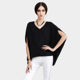 Vanilla Chocolate Deep Black Top (V622156944)