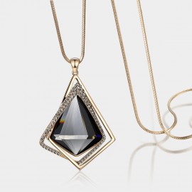 Caromay Alter Ego Champagne Gold Long Chain (X1241)