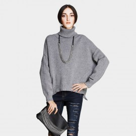 Vanilla Chocolate Curved Front Grey Knit (V642197398)