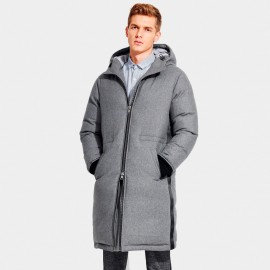 Basique Young King Grey Down Jacket (10.0017)