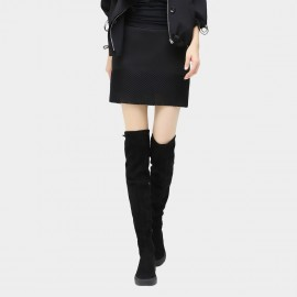 Cocobella Trapping Net Black Skirt (DS529)