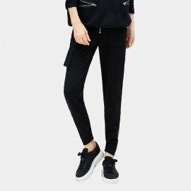 Cocobella Sharp Point Black Pants (PT277)