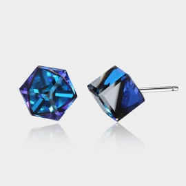 Caromay Aurora Blue Earrings (E0913)