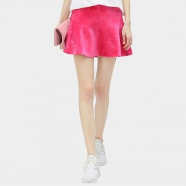 Cocobella Velvet Ruffles Mini Rose Skirt (DS647)