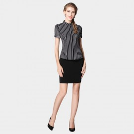 SSXR Modern Fair Lady Black Stripe Set (7061)
