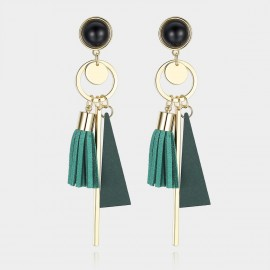 Caromay Growth Green Earrings (E1606)