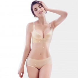 Olanfen Full Support Gradient Nude Set (T6001)