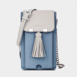 Dreabassa Classical Blue Shoulder Bag (DR113)