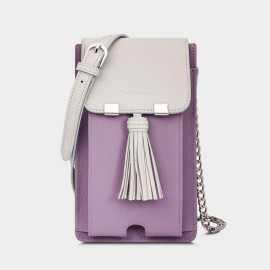 Dreabassa Classical Purple Shoulder Bag (DR113)