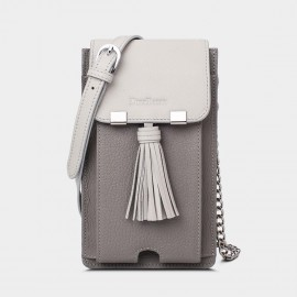 Dreabassa Classical Grey Shoulder Bag (DR113)