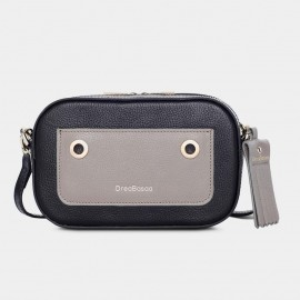 Dreabassa Lively Black Shoulder Bag (DR175)