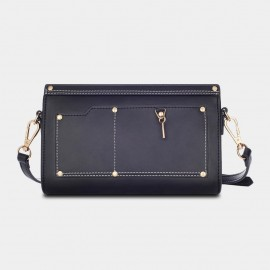 Dreabassa Exquisite Style Black Shoulder Bag (DR66)