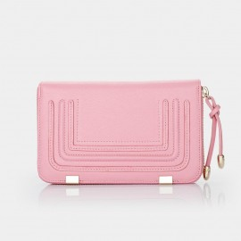 Dreabassa Chiasmatic Pink Wallet (DR92)