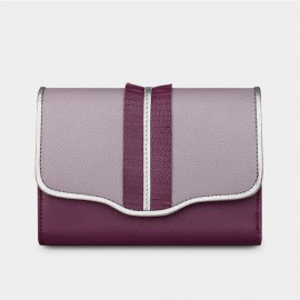 Dreabassa Vintage Style Purple Wallet (DR99)