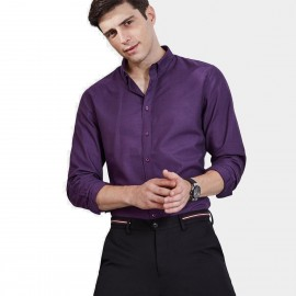 Qzhihe Professional Purple Shirt (HMC1377)