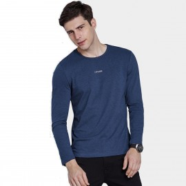 Qzhihe Sporty Dark Blue Tee (HMT2319)