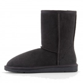 Superelephant Gentle Charcoal Boots (XFN5825)