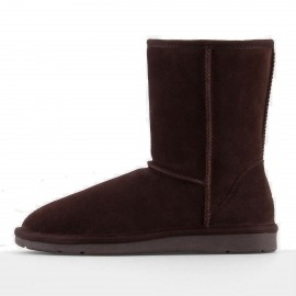 Superelephant Gentle Coffee Boots (XFN5825)