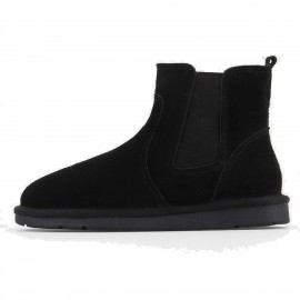 Superelephant Debonair Black Boots (XFN5826)