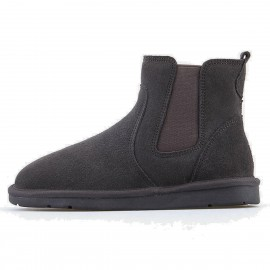 Superelephant Debonair Charcoal Boots (XFN5826)