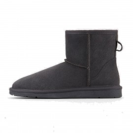 Superelephant Snow Charcoal Boots (XFN5854)