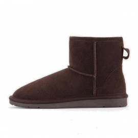 Superelephant Snow Coffee Boots (XFN5854)