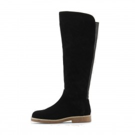 Superelephant Basic Black Boots (ZF1882)