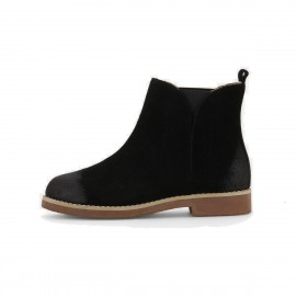 Superelephant Gradient Black Boots (ZF2687)