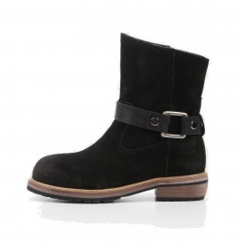 Superelephant Understated Black Boots (ZFA0858L)