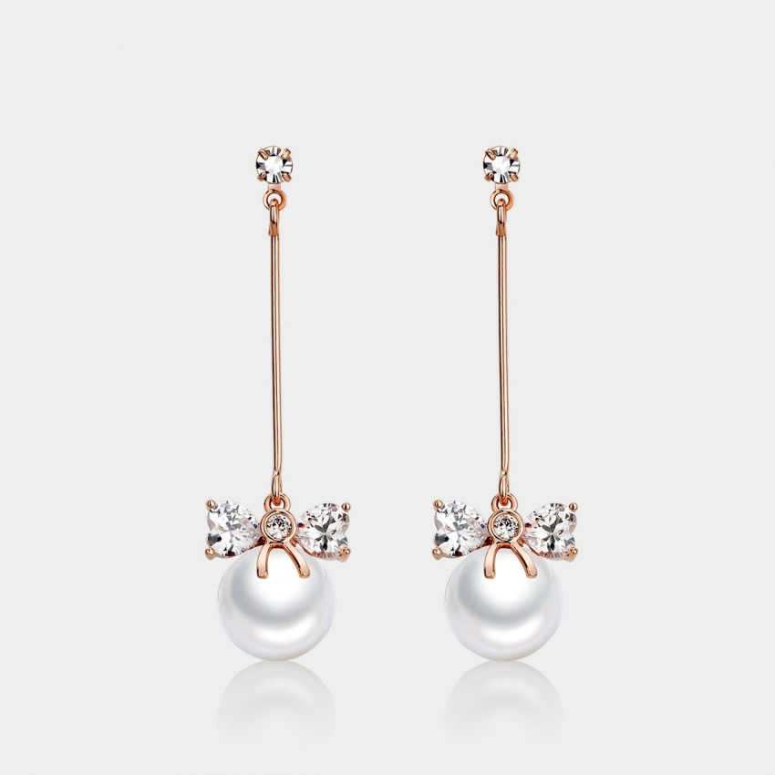 Caromay Sojourn Rose Gold Earrings (E0241)