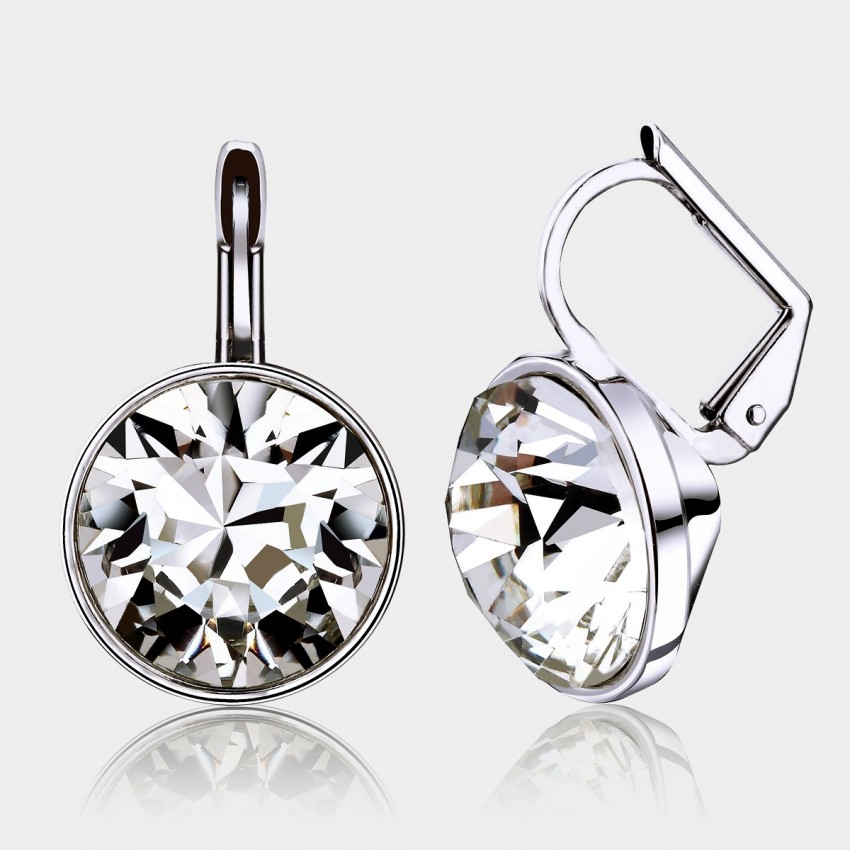 Caromay Bella Silver Earrings (E3614)