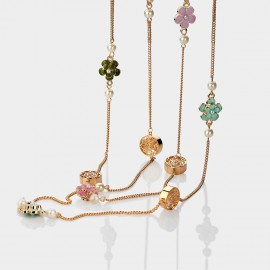 Caromay Camellia Multi-layer Multi Long Chain (X1084)
